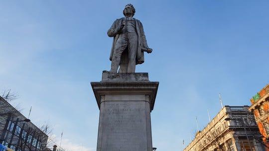 Sir John Gray brought safe drinking water to Dublin.