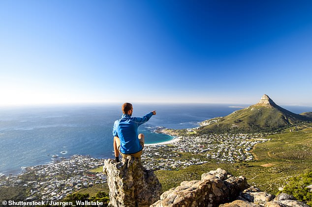 There have been sharp falls in the South African rand.Why not start at Cape Town, the most spectacular of South Africa's three capital cities?